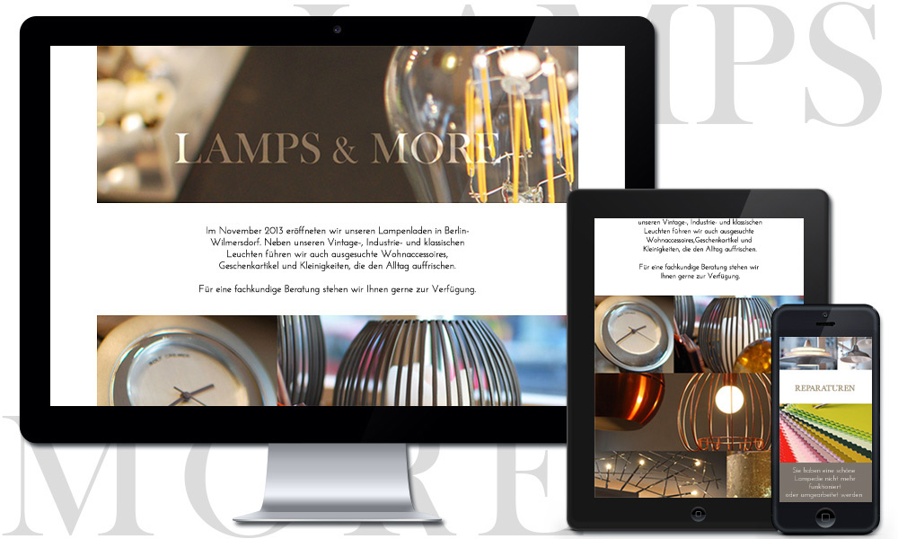 Lamps & more
